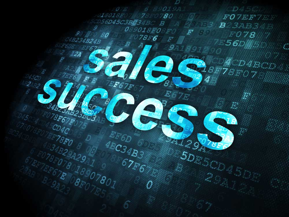 how to sell yourself as a salesperson